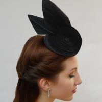 Art Deco Fascinator by tracyholcomb