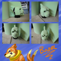 Buizel Progress - Almost done? by TaoKyuubimon