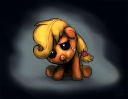I'm Applejack, you OK? by AssasinMonkey
