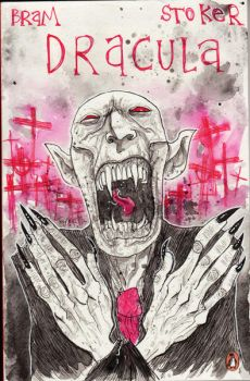 Dracula Cover by Templesmith