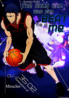 [KNB] The Only One Who Can Beat Me Is Me by cuuconlonton