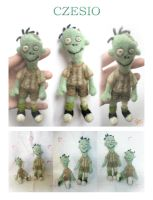 Needle felted Czesio by Victoria-Poloniae
