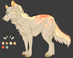 Wolf adopt - OPEN by Maes-adopts
