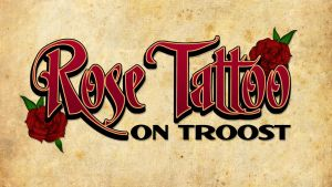 Rose Tattoo new logo by SD-Designs