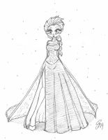 Elsa Full by spawnfan