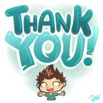 THANK YOU GUYS! by Ernz1318