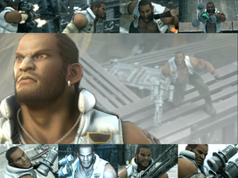 Barret Wallpaper by Summerose