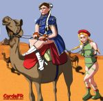 Cammy cameled by cordefr