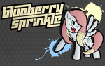 Fighting is Magic- Blueberry Sprinkle by TheAljavis