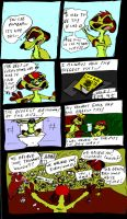 A Geek Tragedy Act V Page 1 by RexcoCorps