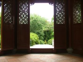 Chinese Gardens 5 by oakstock