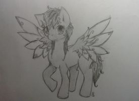If I was a pony.. by Itamichiro