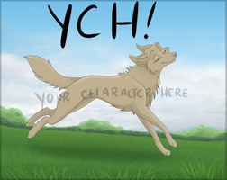 Canine YCH (female preferred) - CLOSED by tacianap