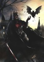 Batman - The Vampire Knight by DiegooCunha