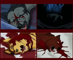 Deaths of the Ginga Dogs by silent33