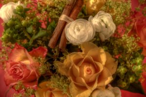 Bouquet by Azagh