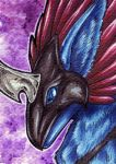 ACEO Mistress-of-Air by Natoli