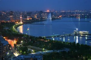 Night in Baku by Xtreminal