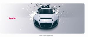 Audi R8 LMS by AeroDesign94