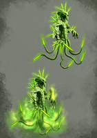 Poison Elemental by DProject-DMan