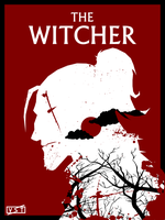 The Witcher by kravinoff