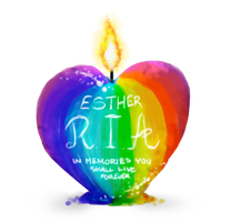 Light a Candle 4 Esther by Cavine