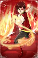 +collab+ Firebender by jinyjin