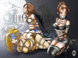 FFX girls by MisterEye