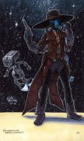 Cad Bane and Todo 360 by Phraggle