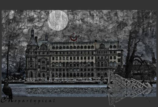 Haydarpasa by ChoPartyPiCal