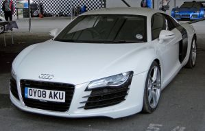 Audi R8 by smevcars