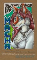 Macha badge by guyver47