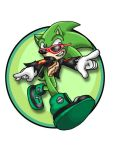 Scourge The Hedgehog by KaiThePhaux