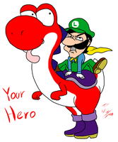 Yore Hero by TheDJTC