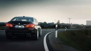 BMW M5 2012 | Cruising by DuronDesign