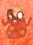 .: LOOK AT OUR BIG SWEATER :. by LittleMissZKits