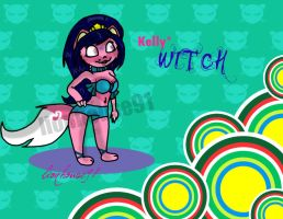 Kelly Witch by PepperChocolate