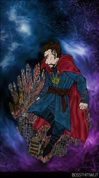 Doctor Strange :  I've come to bargain! by BOSSTHITIWUT