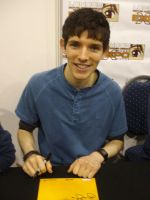 Meeting Colin Morgan by lunamaxwell