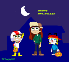 The Loud House - A Loud Halloween by TXToonGuy1037