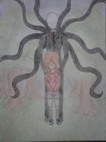 Slender  by Foxy-Creepy