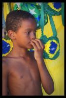 Boy from the favela by vitorizza