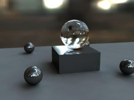 HDRI Rendering in Mental Ray by jeffjones
