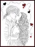 love kiss by Tania-S