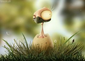Ugly duckling by Beleleu