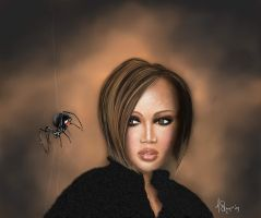 Curse of the Black Widow by AlleyCatz