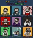 The Many Faces of John H. Watson, M.D. by BradyMajor