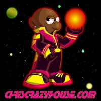 Cosmic Chris by chriscrazyhouse