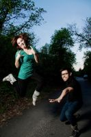 Rachel and Todd 8 by obviologist