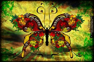 Butterfly version 4.0 by Attave